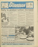 The Guardian, March 03, 1989 by Wright State University Student Body