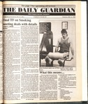 The Guardian, May 04, 1989 by Wright State University Student Body