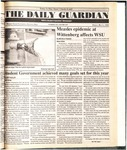 The Guardian, May 05, 1989 by Wright State University Student Body