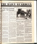 The Guardian, May 09, 1989 by Wright State University Student Body