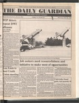 The Guardian, May 24, 1989 by Wright State University Student Body
