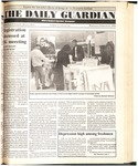 The Guardian, February 8, 1989 by Wright State University Student Body