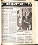 The Guardian, February 16, 1989 by Wright State University Student Body