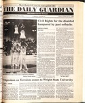 The Guardian, February 17, 1989 by Wright State University Student Body