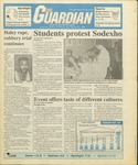 The Guardian, February 21, 1989 by Wright State University Student Body