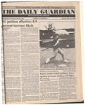 The Guardian, May 19, 1989 by Wright State University Student Body