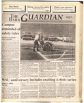 The Guardian, September 20, 1989 by Wright State University Student Body