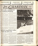 The Guardian, September 22, 1989 by Wright State University Student Body