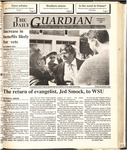 The Guardian, October 4, 1989 by Wright State University Student Body