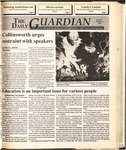 The Guardian, October 5, 1989 by Wright State University Student Body