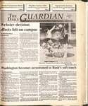 The Guardian, October 17, 1989 by Wright State University Student Body