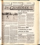 The Guardian, October 18, 1989 by Wright State University Student Body