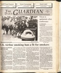 The Guardian, October 20, 1989 by Wright State University Student Body
