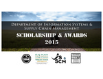 ISSCM Scholarship and Awards 2015
