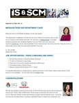 ISSCM Newsletter, Volume 13, September 28, 2016