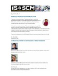 ISSCM Newsletter, Volume 19, May 17, 2017
