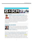 ISSCM Newsletter, Vol. 21, November 17, 2017