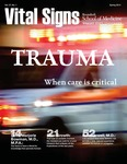 Vital Signs, Spring 2014 by Boonshoft School of Medicine