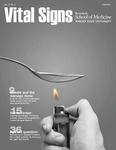 Vital Signs, Fall 2014 by Boonshoft School of Medicine