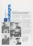 Vital Signs, September/October, 1976