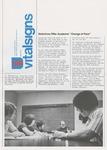 Vital Signs, April, 1977