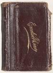 Milton Wright Diaries: 1898 by Milton Wright