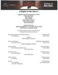 A Night at the Opera, 2019-10-22