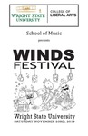Winds Festival - 2019-11-23 by Christopher Chaffee, John Kurokawa, Katherine deGruchy, and Bill Jobert