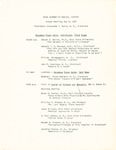 Ohio Academy of Medical History Annual Meeting, May 9, 1965