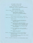 Ohio Academy of Medical History Annual Meeting, May 26, 1966