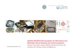 Si/SiGe BiCMOS Microsystems for Microwave and Millimeter-Wave Sensing and Communications by Hermann Schumacher