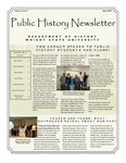 Public History Newsletter Spring 2009 by Public History Concentration