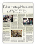 Public History Newsletter Fall 2010 by Public History Concentration