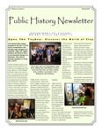 Public History Newsletter Spring 2011 by Public History Concentration