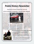 Public History Newsletter Fall 2013 by Public History Concentration