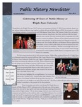 Public History Newsletter Fall 2014 by Public History Concentration