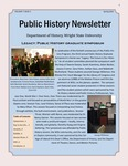 Public History Newsletter Spring 2014 by Public History Concentration