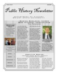Public History Newsletter Spring 2008 by Public History Concentration