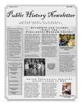 Public History Newsletter Winter 2008 by Public History Concentration