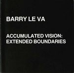 Accumulated Vision: Extended Boundaries