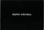 Stephen Antonakos: Room for Wright State