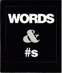 Words & #s