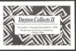 Dayton Collects II by Wright State University Art Galleries