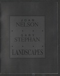 Joan Nelson Gary Stephan: Landscapes by University Art Galleries, Wright State University