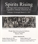 Spirits Rising: Heritage and Contemporaneity in Figurative African-American Art by Wright State University Art Galleries