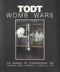 TODT: Womb Wars by The Museum of Contemporary Art, Wright State University