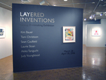 Layered Inventions 001 by Kim Bauer, Sean Caulfield, Tom Christison, Laurie Sloan, Akiko Tanicughi, and Judy Youngblood