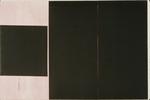 Geometry in the 80's 001 by Mary Heilmann