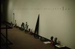 The Patrimony Corrupted 019: Boy's Life, installation of mixed media objects