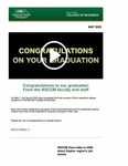 Raj Soin College of Business Newsletter - May 2020 by Raj Soin College of Business, Wright State University